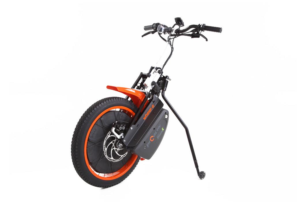 Orthotec Rehabilitationstechnik Elektro Hilfsantriebe Pro Activ wheel-e