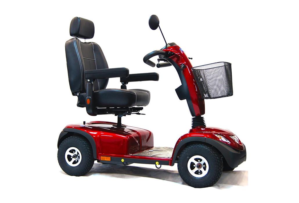 Orthotec Rehabilitationstechnik Elektromobil Scooter Invacare Comet