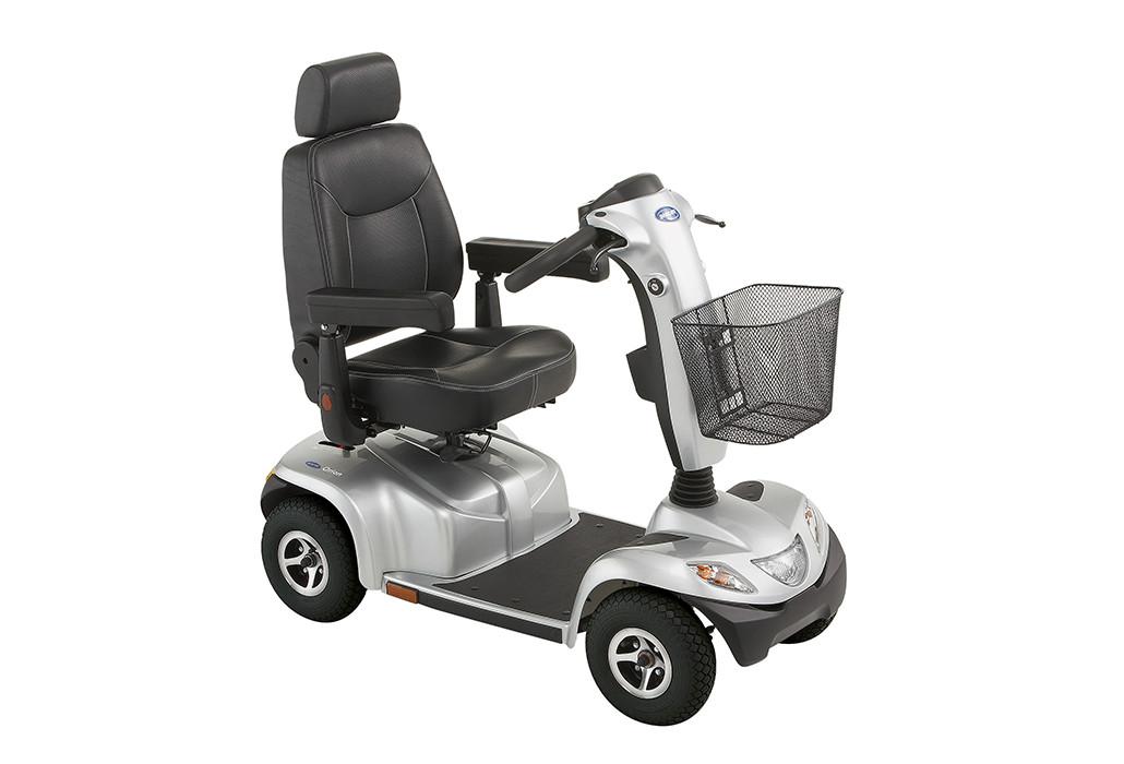 Orthotec Rehabilitationstechnik Elektromobil Scooter Invacare Orion