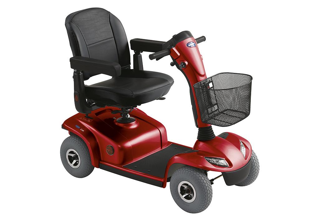 Orthotec Rehabilitationstechnik Elektromobil Scooter Invacare Leo