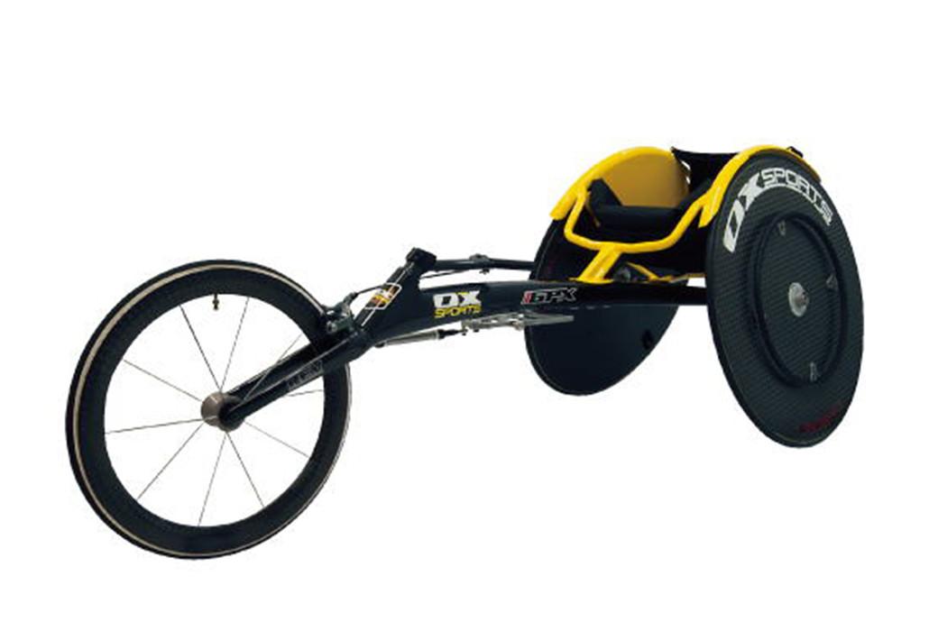 Orthotec Rehabilitationstechnik Sportgeraete Renn-Rollstuhl OX Carbon GPX