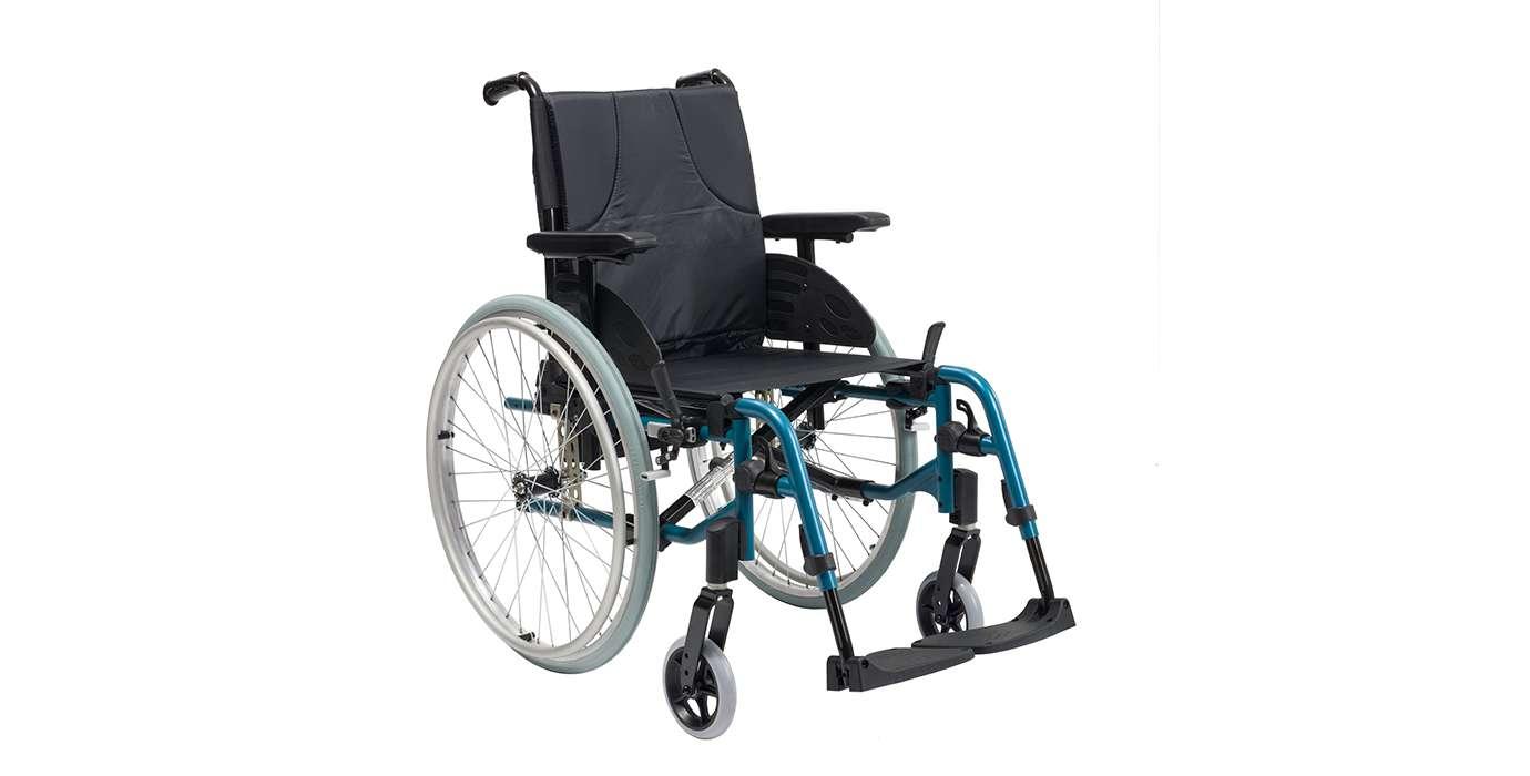 Orthotec Rehabilitationstechnik Standard- und Modular-Rollstuhl Invacare Action NG3