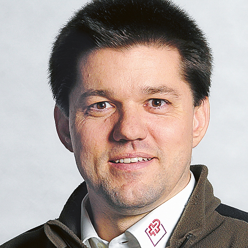 Betl Christian Schweizer Paraplegiker-Forschung Verwaltungsrat
