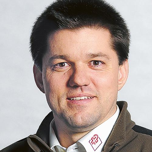 Betl Christian Swiss Paraplegic Research Board of Directors