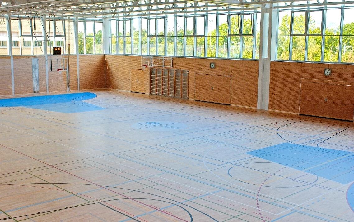 Sporthalle Schweizer Paraplegiker-Zentrum