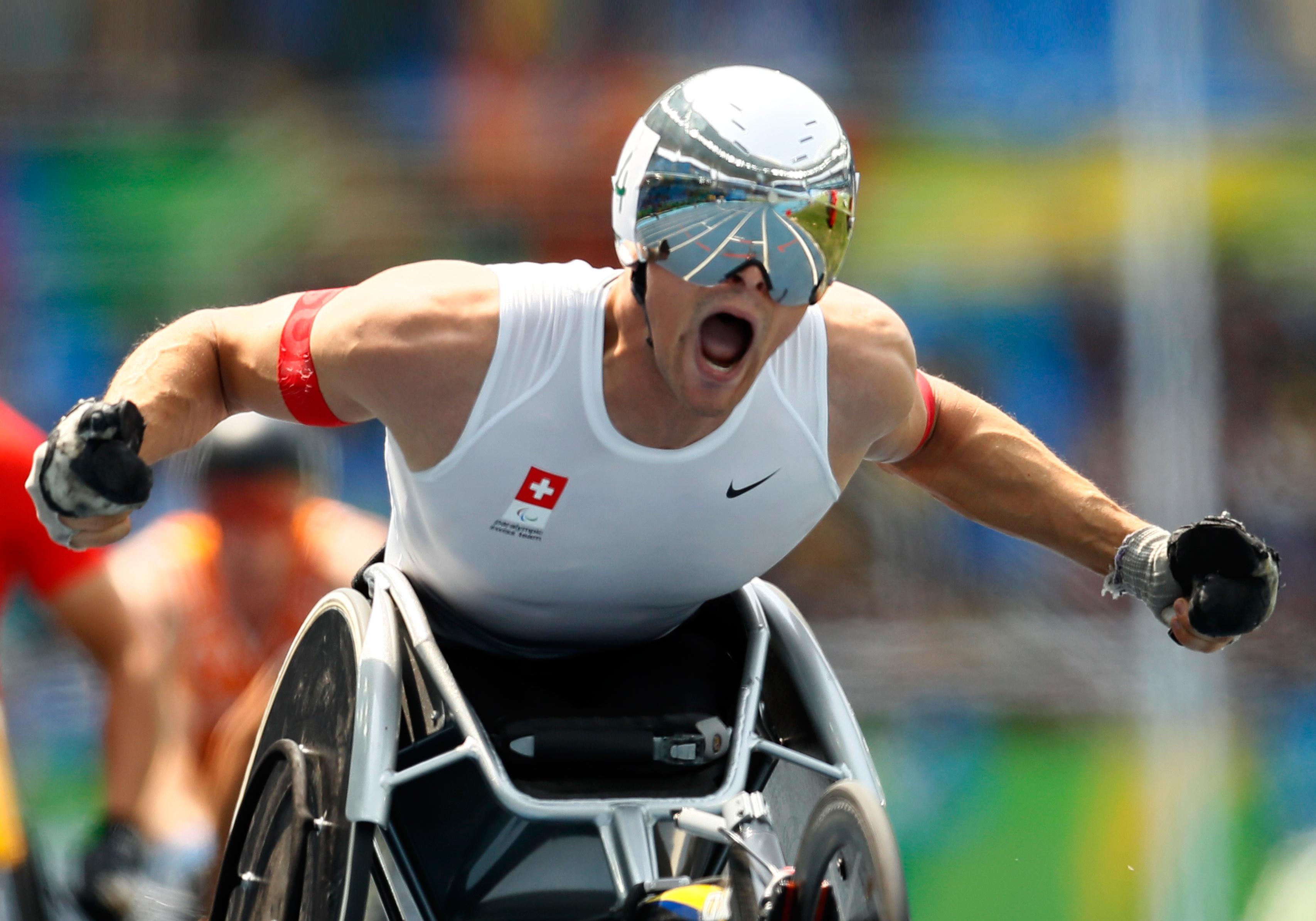 Umfassende medizinische Betreuung von Rollstuhlsportlern jedenAlters und jeder Disziplin