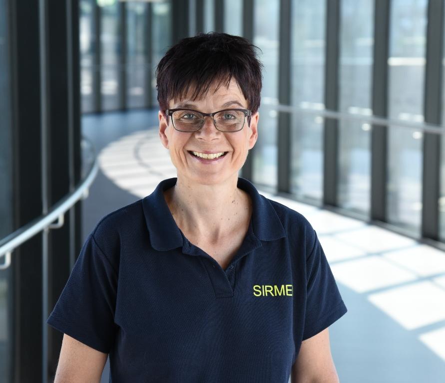 Christine Hunziker Bereichsleiterin Höhere Fachschule SIRMED