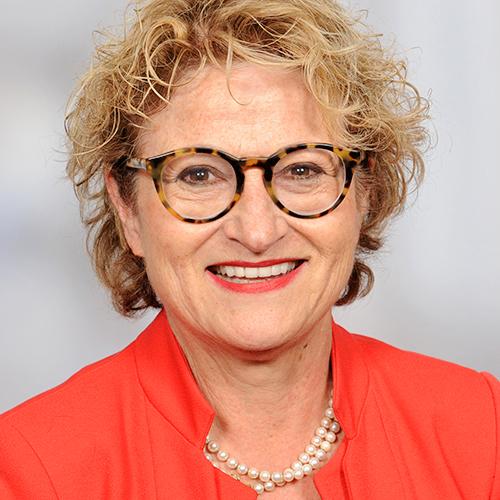 Barbara Moser Stiftungsrätin SPS