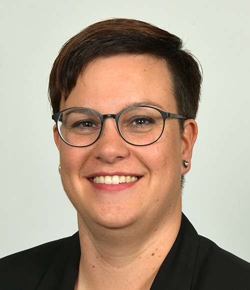 Stefanie Schlüter, Projektleiterin Public Relations