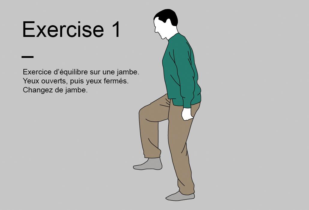 Le programme de 15 minutes - Exercise 1