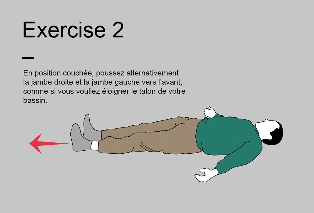 Le programme de 15 minutes - Exercise 2