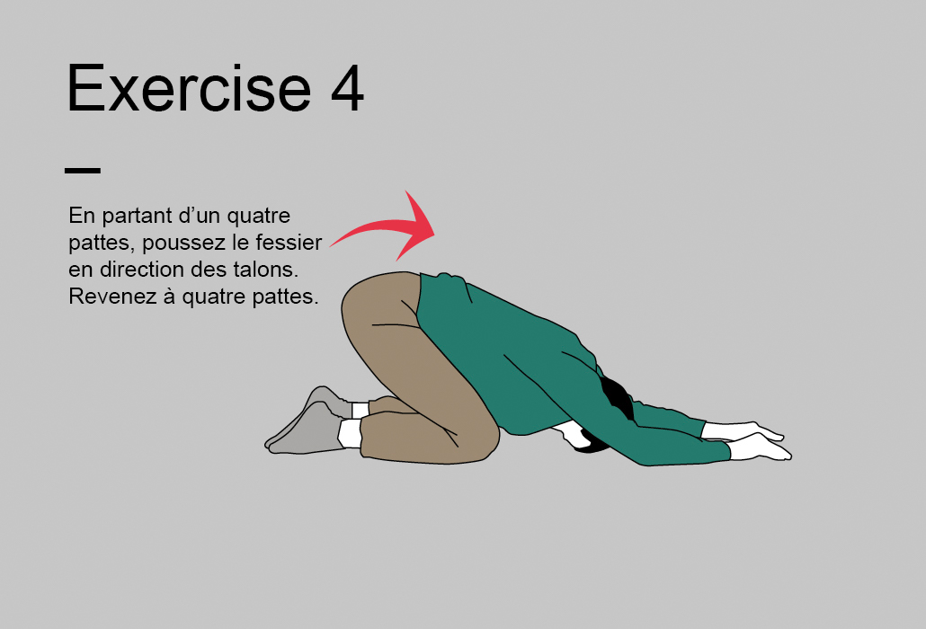 Le programme de 15 minutes - Exercise 4