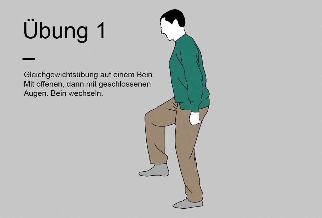 Rueckenratgeber Rueckenuebung - Schweizer Paraplegiker Zentrum - Übung 1