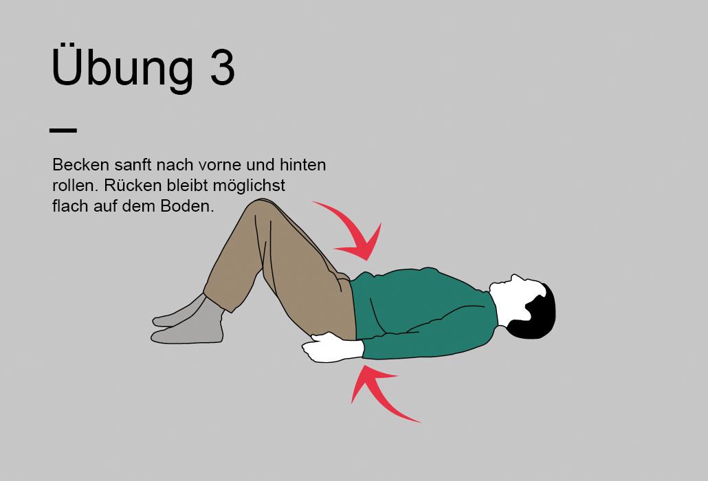Rueckenratgeber Rueckenuebung - Übung 3