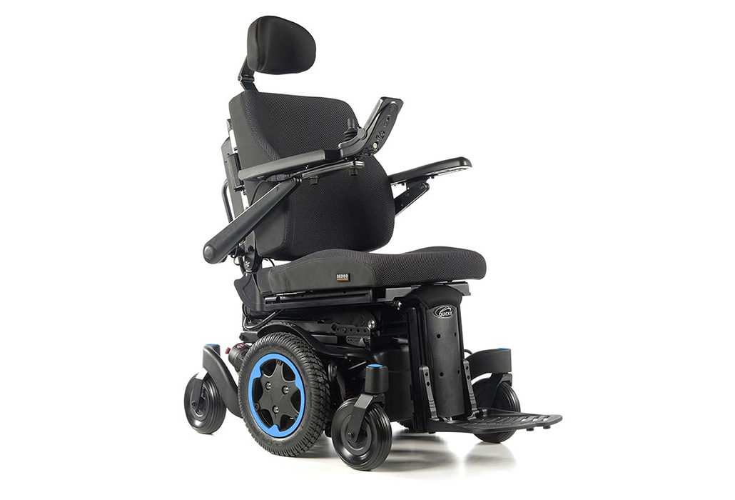 Orthotec Rehabilitationstechnik Elektro-Rollstuhl Innenbereich Sunrise Quickie Q500 Q500 M SEDEO PRO