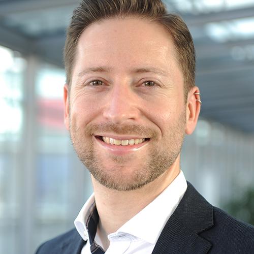 Marcel Unterasinger, Leiter Human Resources