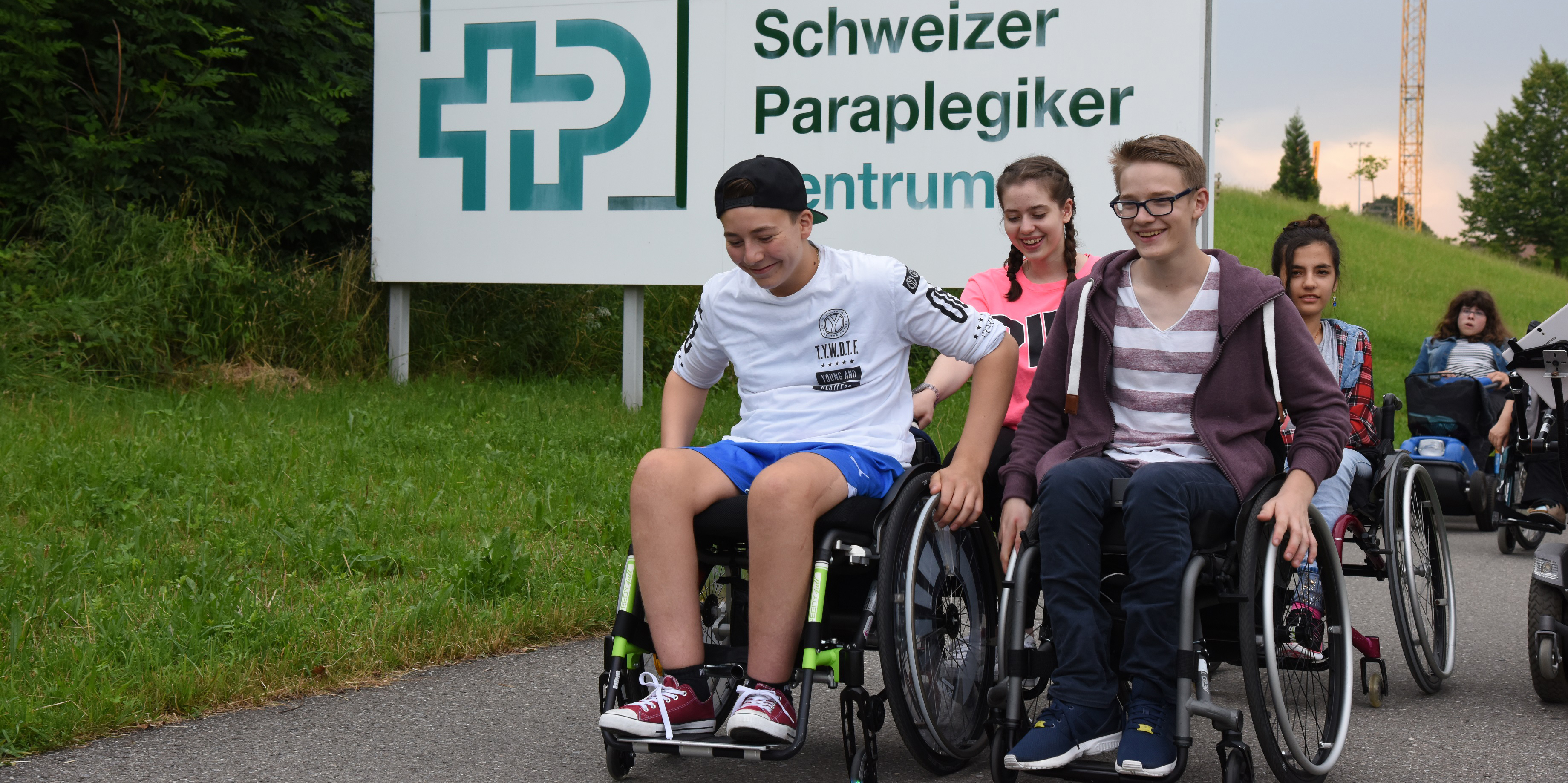 Jugendrehabilitations-Wochen