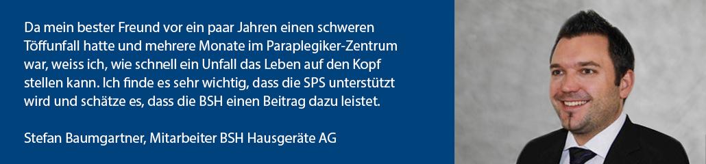 Quote Stefan Baumgartner