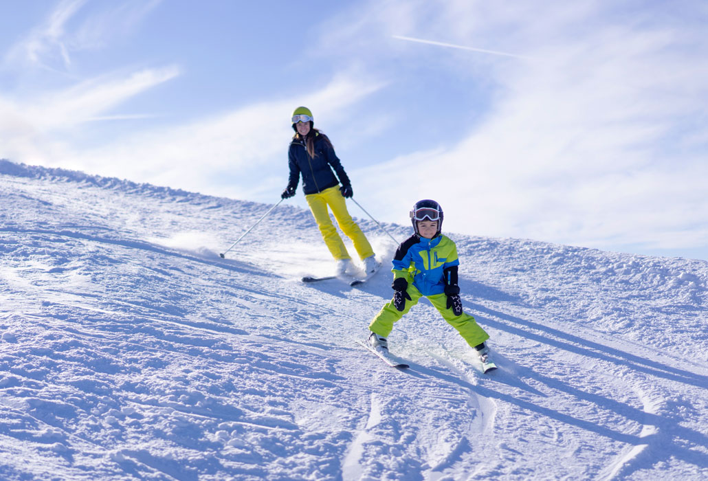 Most common causes accidents for spinal cord injury - sport ski - Swiss Paraplegic Foundation