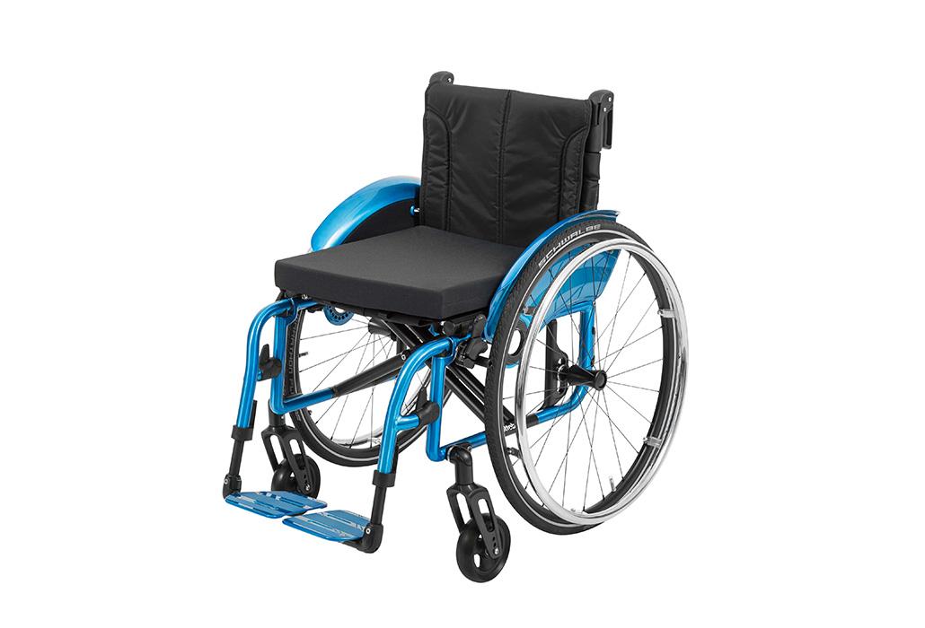 Orthotec Rehatechnik Aktiv-Rollstuhl Ottobock Avantgarde DV