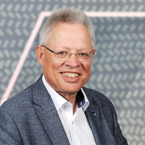 Portraitbild Orthotec Verwaltungsrat Christoph Reis