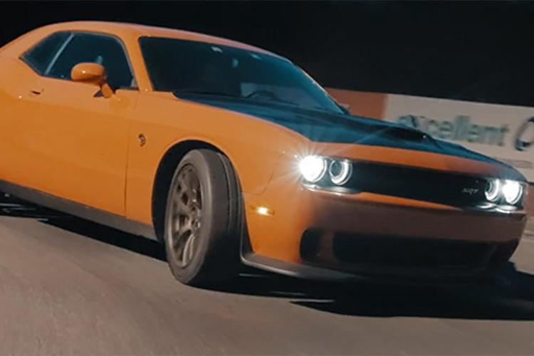 Orthotec Bewegungsfreiheit Imagefilm Autoumbau mit Dodge SRT