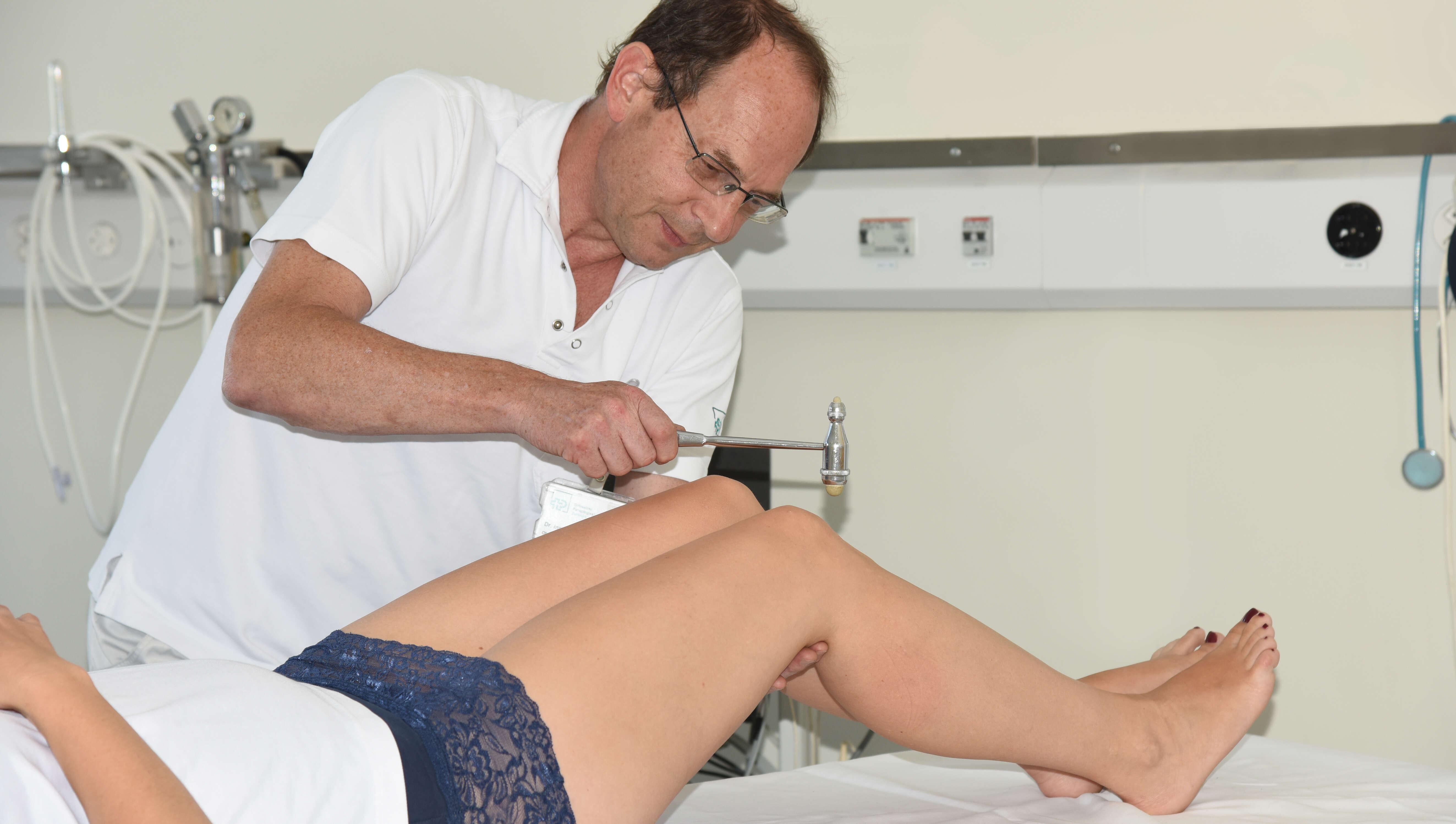 Neurologie im Schweizer Paraplegiker-Zentrum