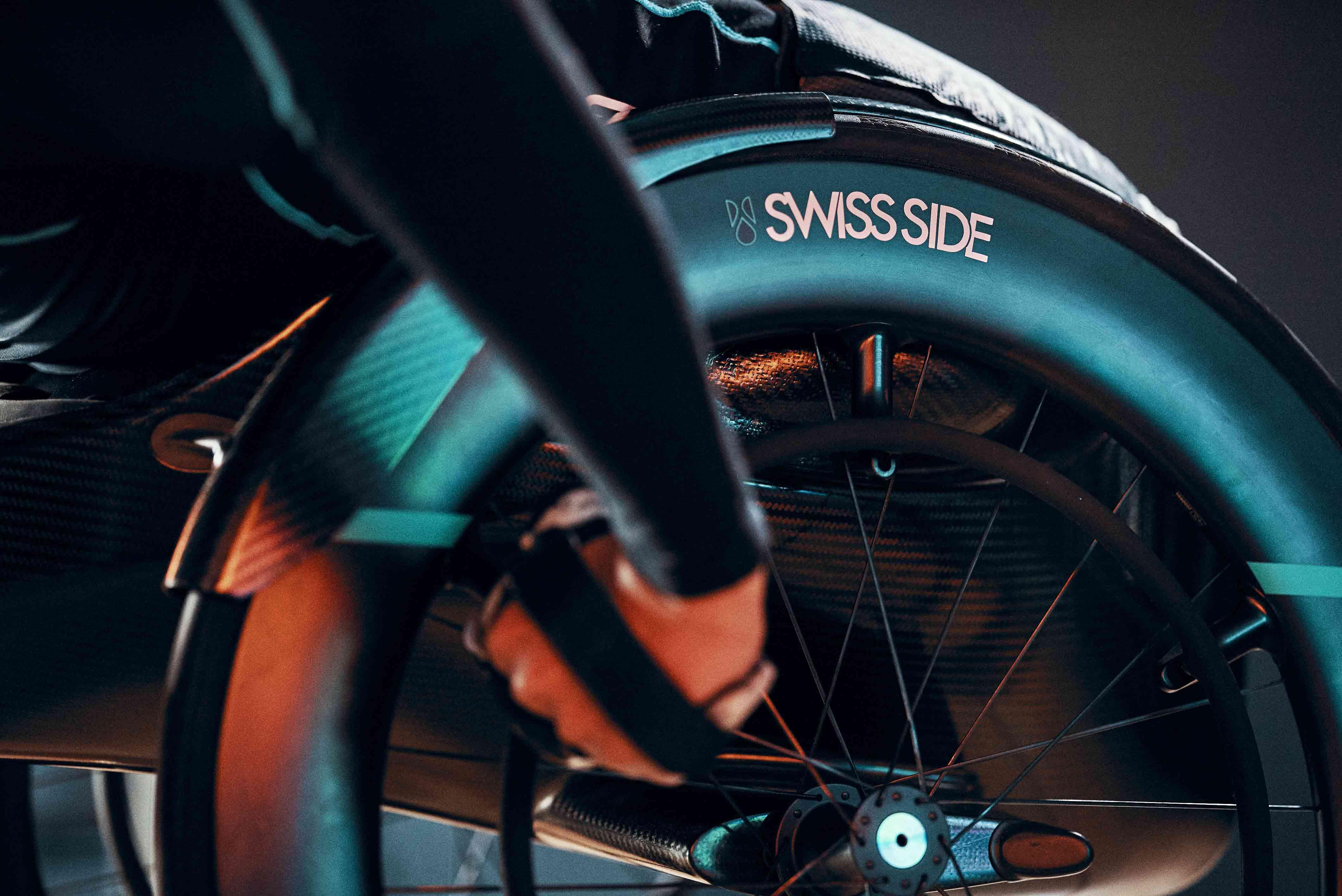 Swiss Side Laufrad für OT FOXX