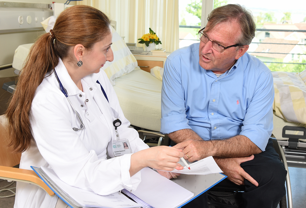 Health Communication Swiss Paraplegic Research