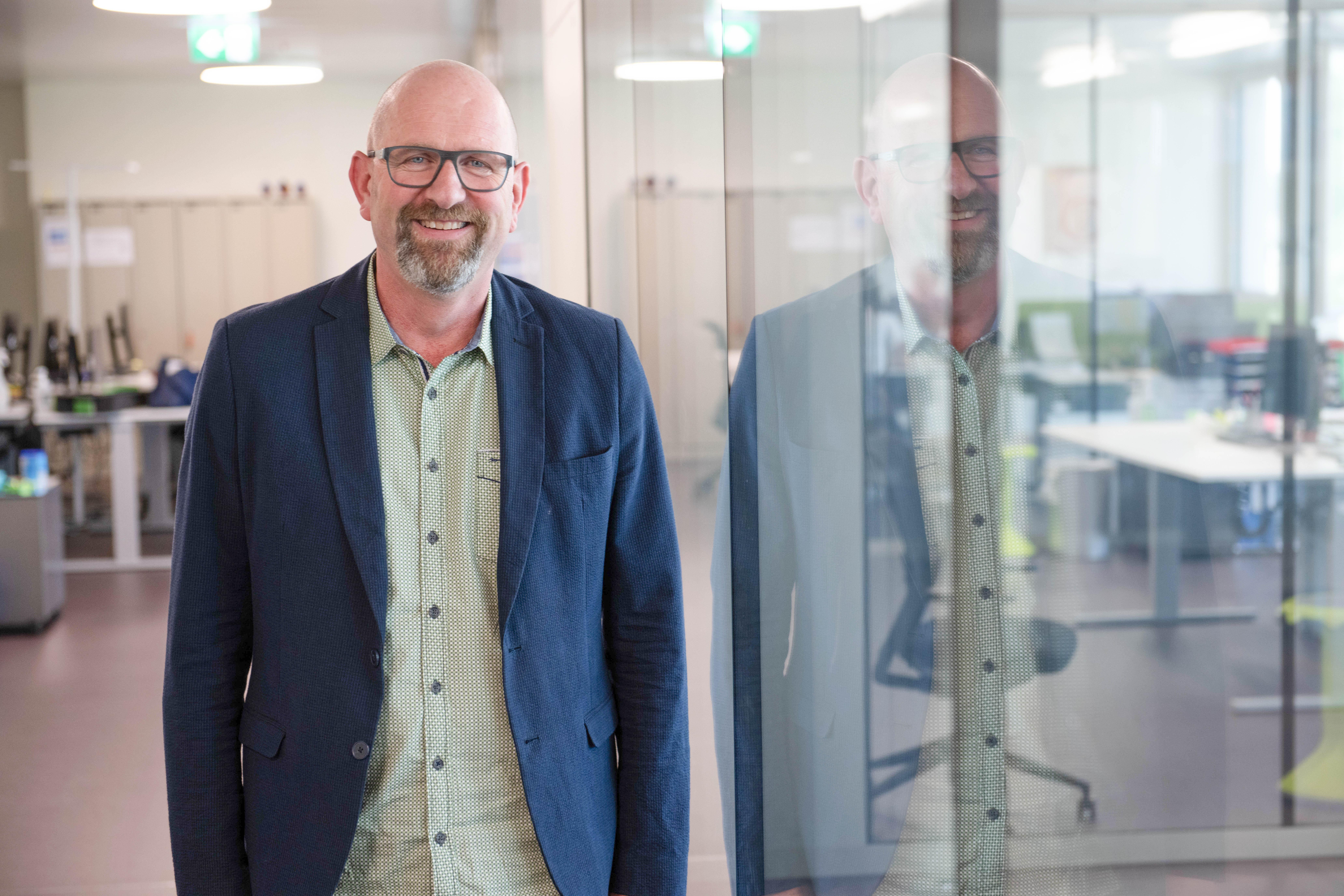 Stefan Staubli, Leiter Soziale und Berufliche Integration am SPZ