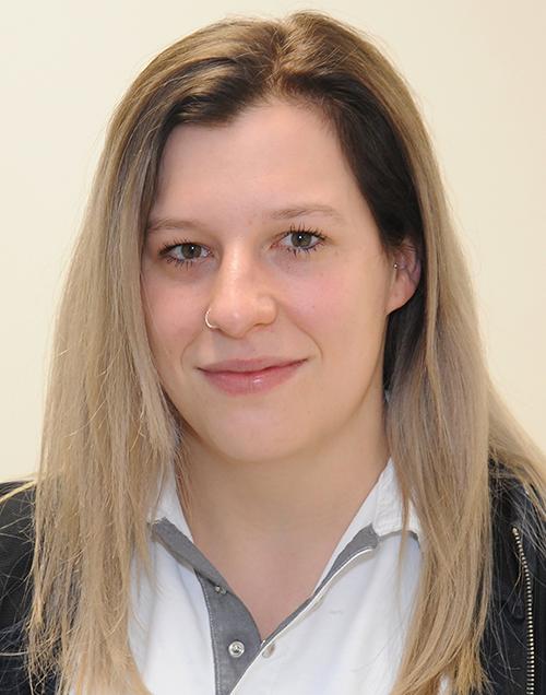 Alena Küng, Medizinische Praxisassistentin Sportmedizin Nottwil