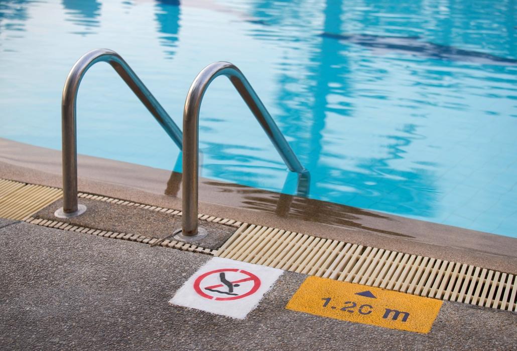 Badeunfall als häufige Ursache für Querschnittlähmung - Schweizer Paraplegiker Stiftung