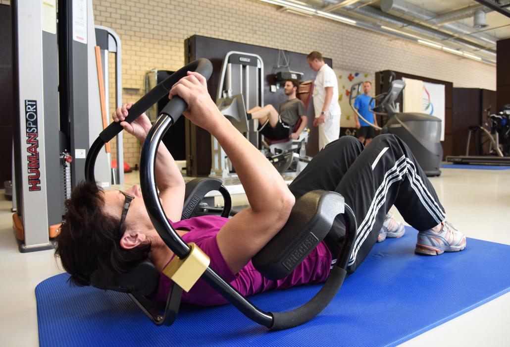 Schmerzbewältigung durch Bewegung