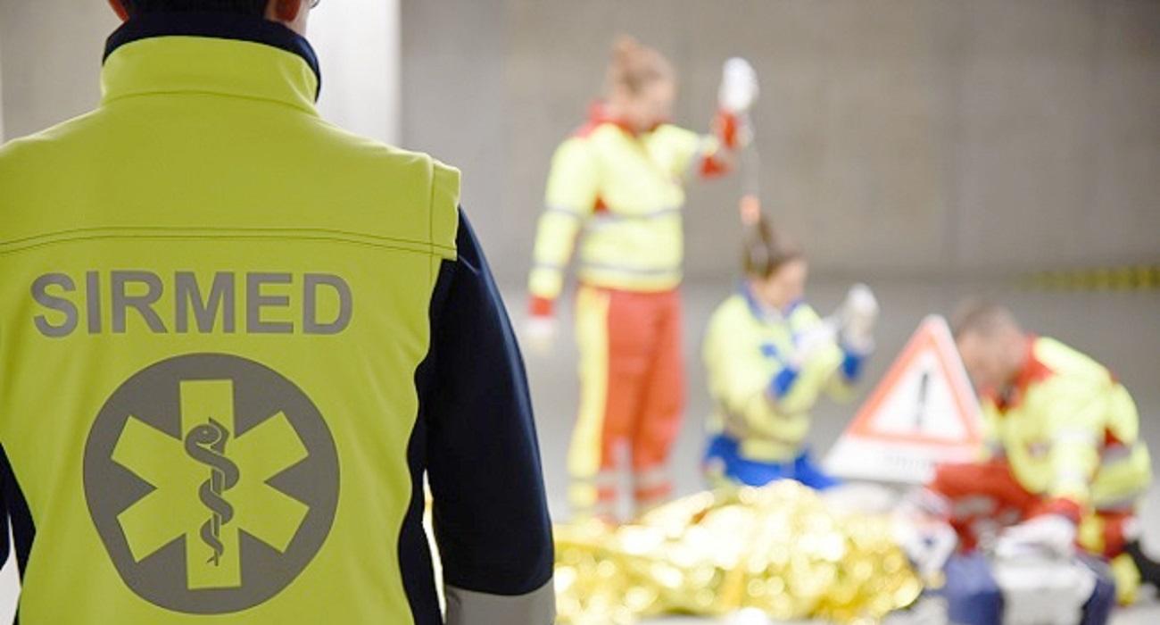SIRMED Berufsausbildung zum Rettungssanitäter