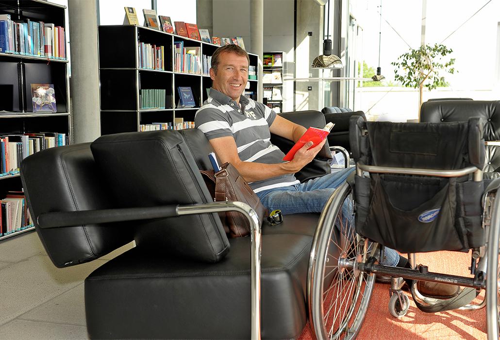 Bibliothek Schweizer Paraplegiker-Zentrum Nottwil
