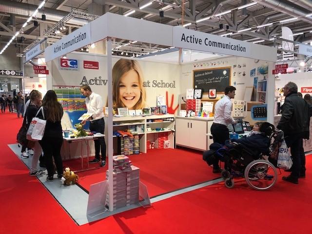Active Communication an der Swissdidact 2018