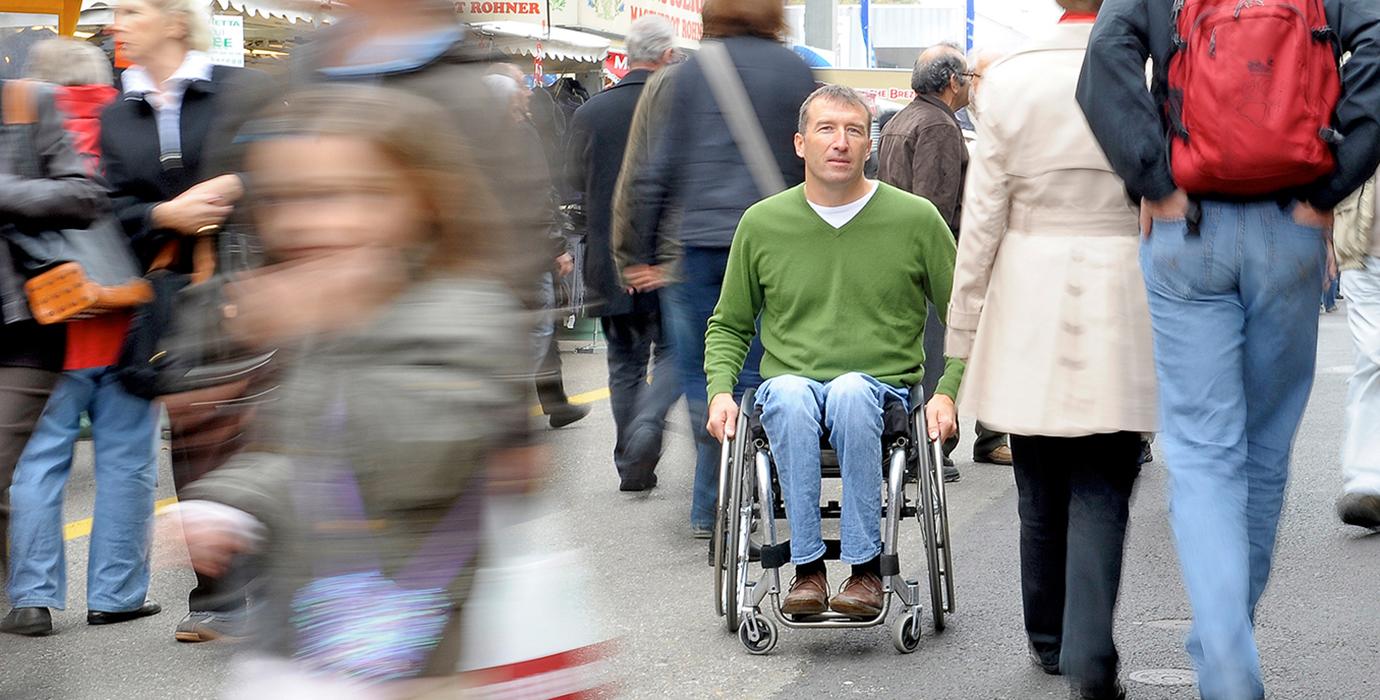 Employment and Social Integration Swiss Paraplegic Research
