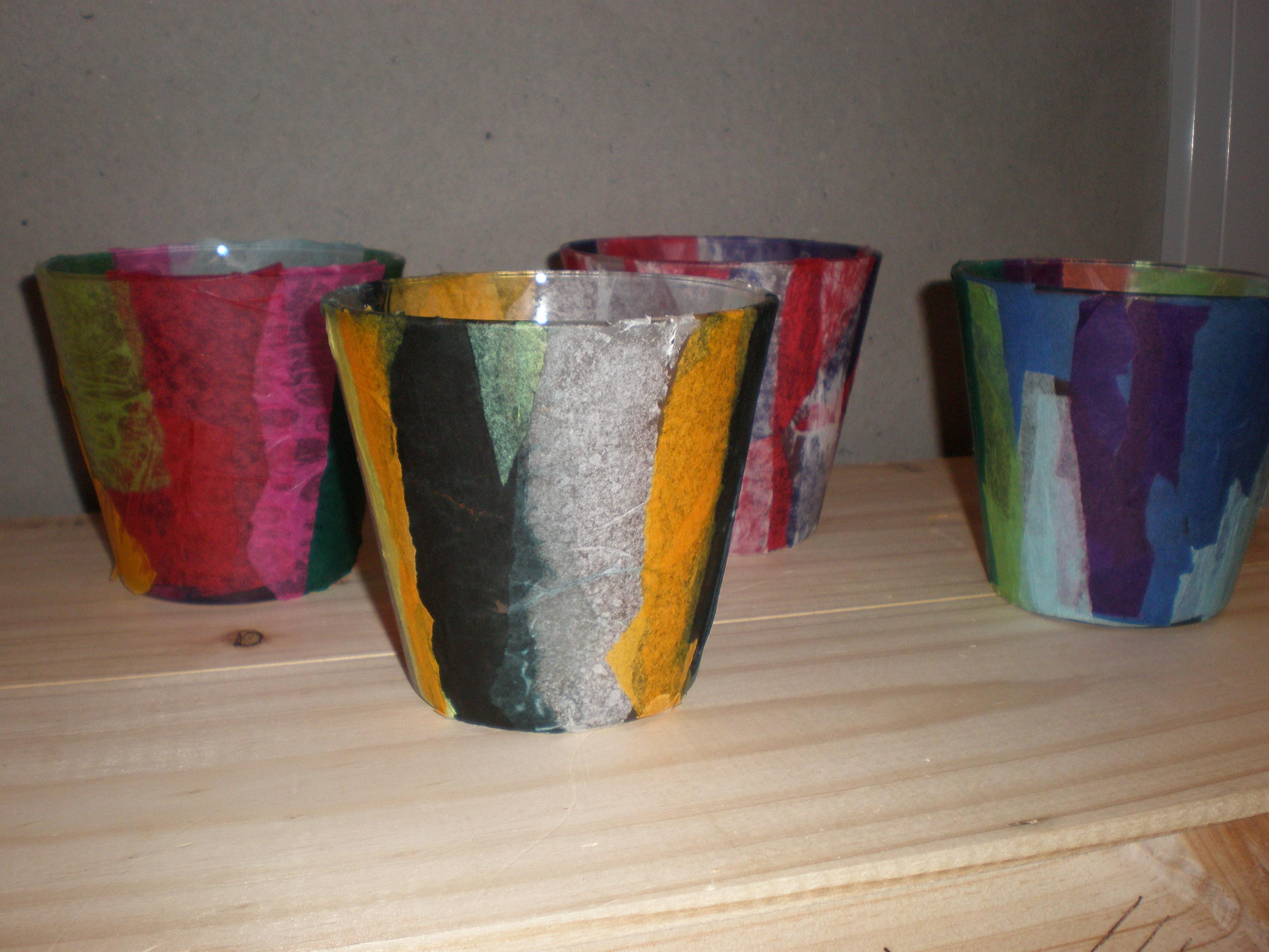 Atelier für Gestaltung, Arbeiten mit Glas