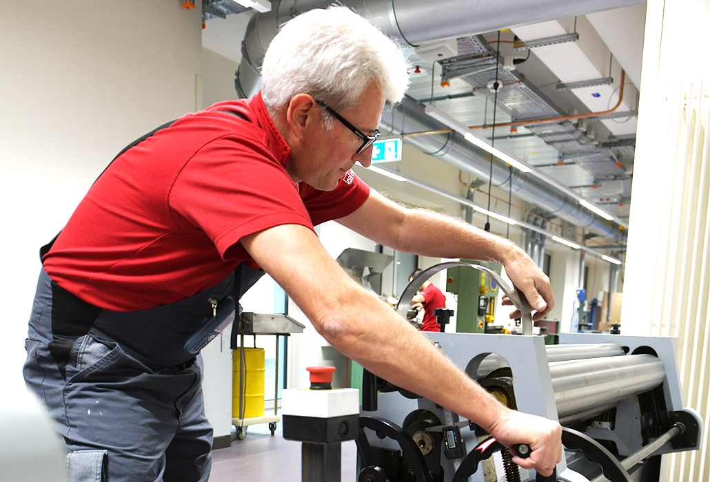 Kurt Galliker Employer Branding Blog Schweizer Paraplegiker-Stiftung
