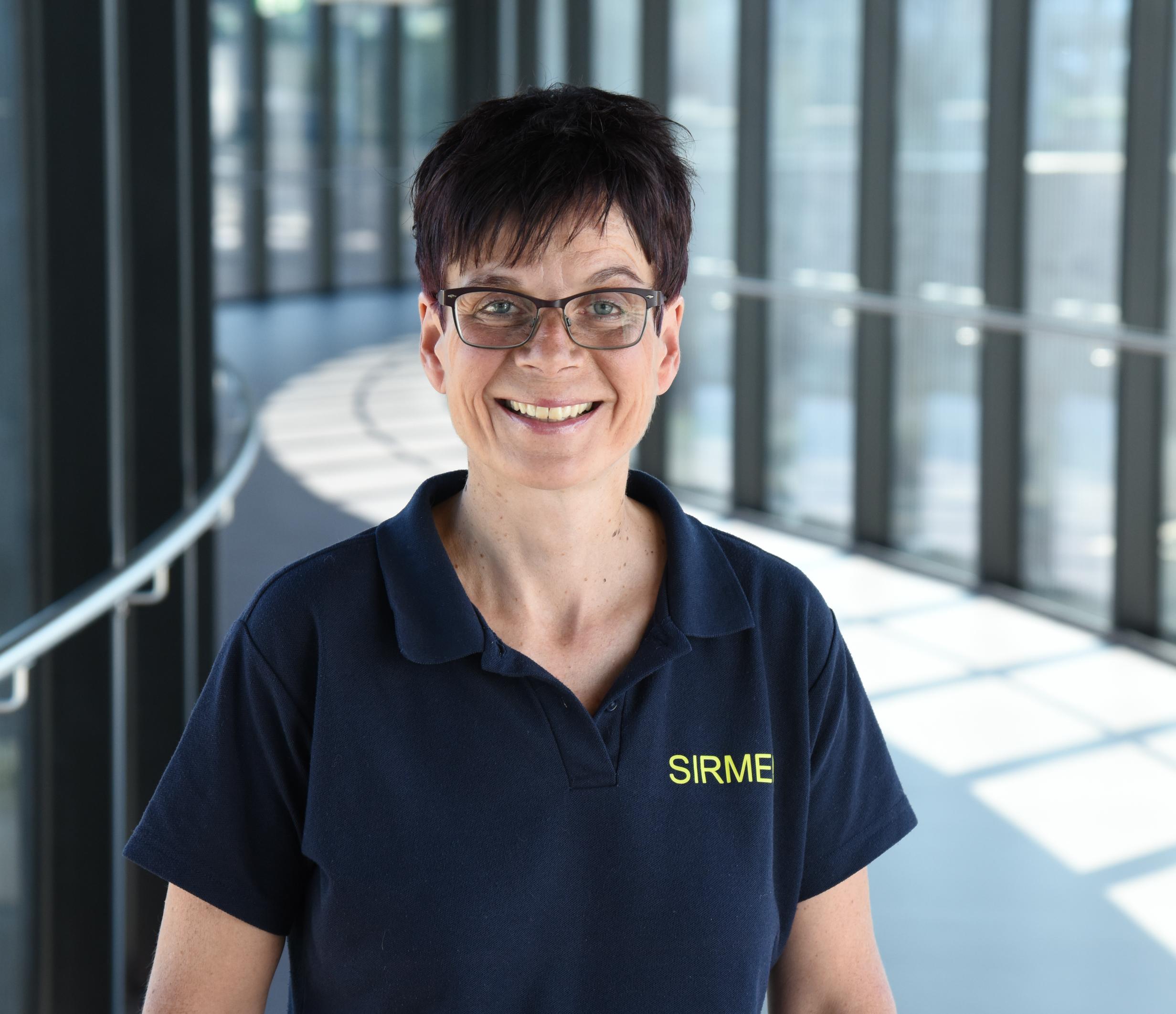 Christine Hunziker - Bereichsleiterin Höhere Fachschule SIRMED