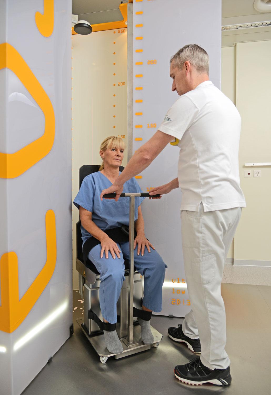 EOS-Ganzkörper-Röntgengerät