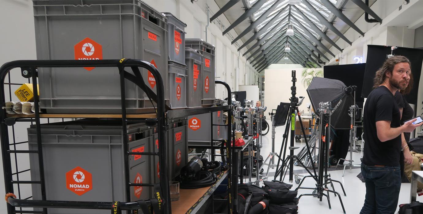 Equipment am Set