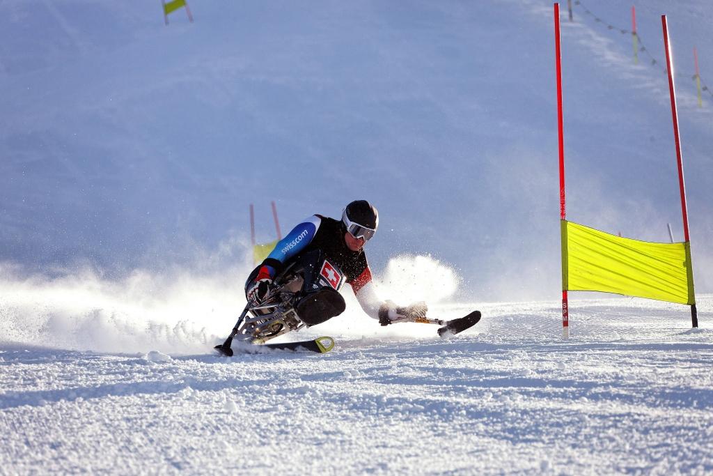 Sogar das Skifahren ist Querschnittgelähmten wieder möglich.