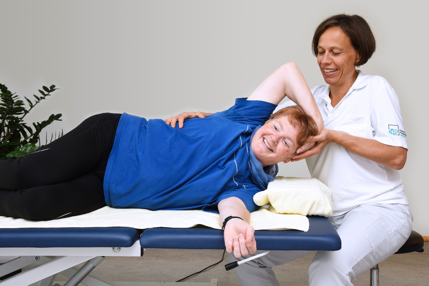 Feldenkrais im Schweizer Paraplegiker-Zentrum