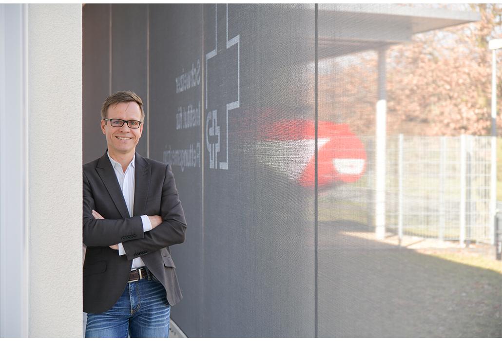 Helge Regener, direttore commerciale Istituto Svizzero Medicina di Primo Soccorso Sirmed
