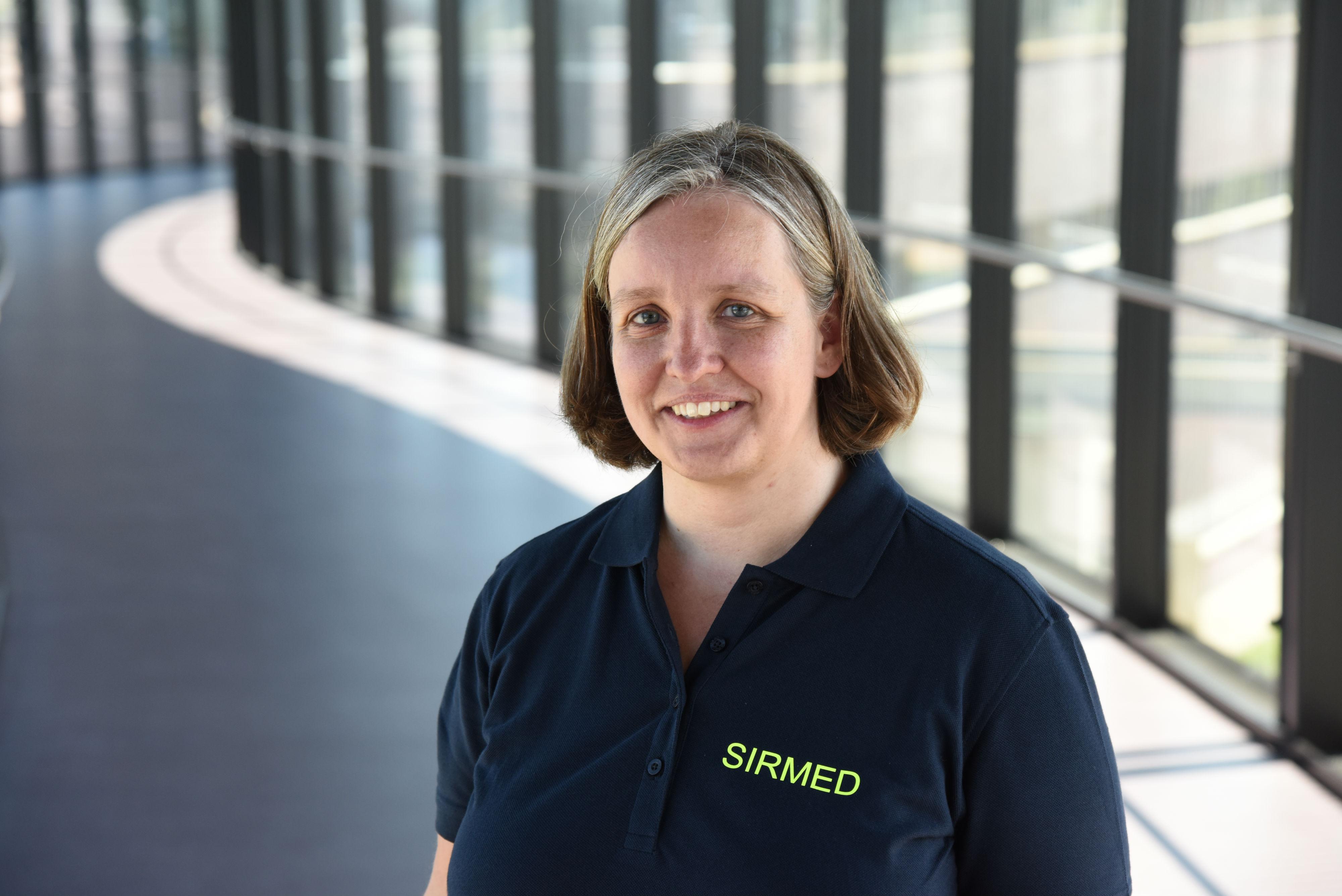 Katrin Frei Ausbildnerin Erste Hilfe SIRMED