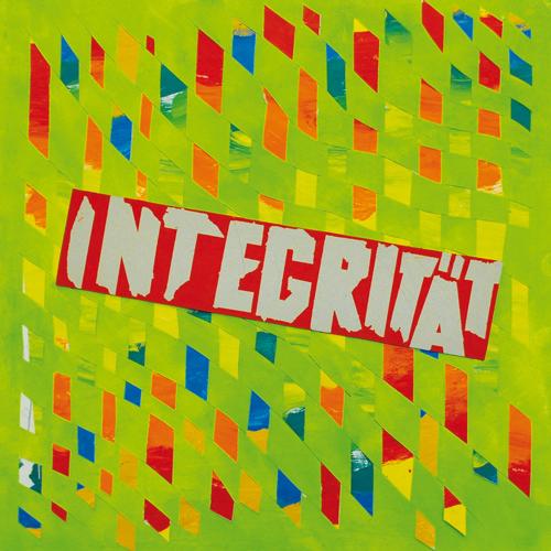 Mit dem Scherenschnitt und der Verflechtung soll die Bedeutung von Integrität vermittelt werden. Integrieren, integer, Integrität ist ein wichtiger Grundsatz und soll tief mit unserer Arbeit verflochten sein.