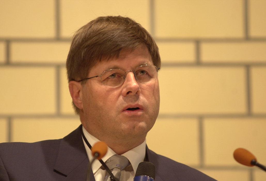 Markus Dürr, alt Präsident GDK