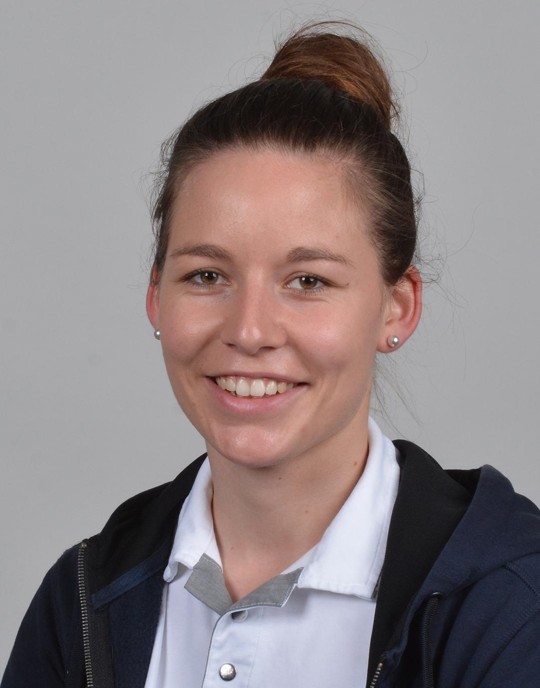 Melanie Bühler, medizinische Praxisassistentin Sportmedizin Nottwil