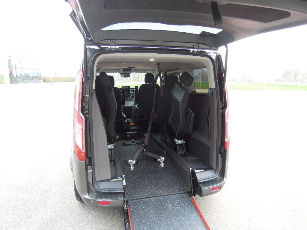 Orthotec Ford Toruneo Custom Titanium 2.0 TDCI automat